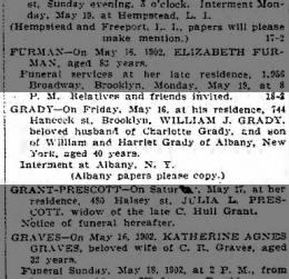 William Grady, age 40 d.16 May 1902