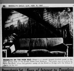 The Brooklyn Daily Eagle, Brooklyn, NY, 9 Nov 1947, Page 32