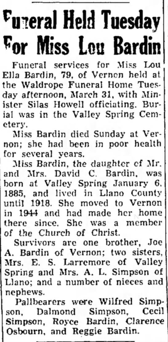 The Llano News