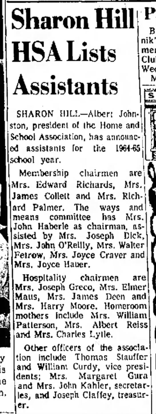 Home08/24/1964 and School News