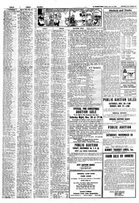 The Kokomo Tribune from Kokomo, Indiana on November 19, 1954 · Page 19