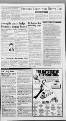The Cincinnati Enquirer from Cincinnati, Ohio on September 20, 1991 · Page 48