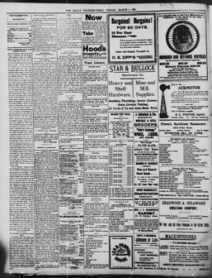 The Daily Deadwood Pioneer-Times from Deadwood, South Dakota on March 4, 1898 · Page 2