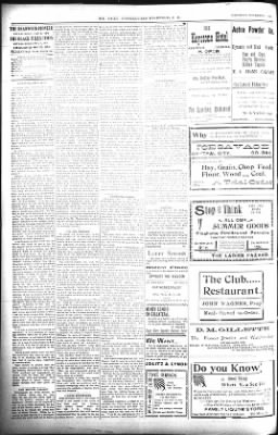 The Daily Deadwood Pioneer-Times from Deadwood, South Dakota on November 7, 1900 · Page 2