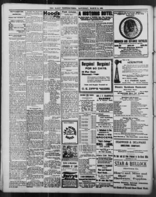 The Daily Deadwood Pioneer-Times from Deadwood, South Dakota on March 12, 1898 · Page 2