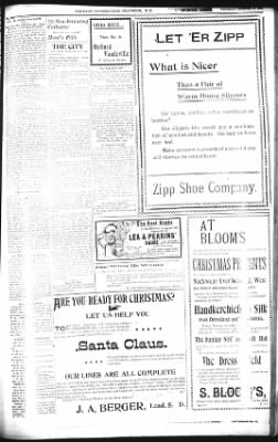 The Daily Deadwood Pioneer-Times from Deadwood, South Dakota on December 19, 1900 · Page 5