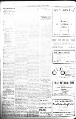 The Daily Deadwood Pioneer-Times from Deadwood, South Dakota on July 13, 1900 · Page 2