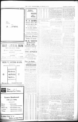 The Lead Daily Pioneer-Times from Lead, South Dakota on November 14, 1900 · Page 7