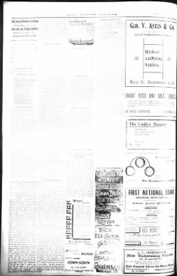 The Daily Deadwood Pioneer-Times from Deadwood, South Dakota on July 24, 1900 · Page 4