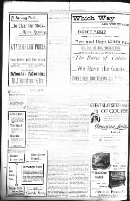 The Lead Daily Pioneer-Times from Lead, South Dakota on August 19, 1900 · Page 8