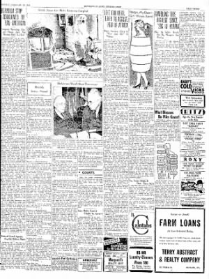 The Courier News from Blytheville, Arkansas on February 26, 1940 · Page 3