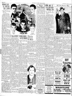 The Courier News from Blytheville, Arkansas on March 9, 1940 · Page 6
