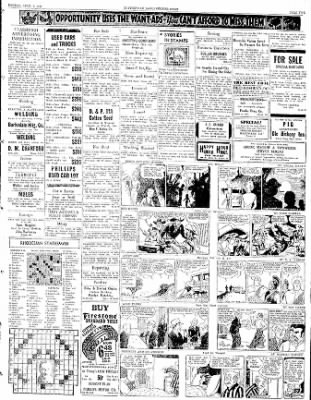 The Courier News from Blytheville, Arkansas on April 1, 1940 · Page 7