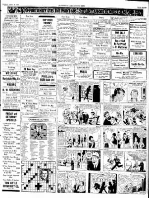 The Courier News from Blytheville, Arkansas on April 19, 1940 · Page 7