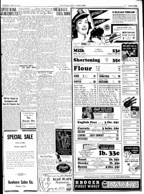The Courier News from Blytheville, Arkansas on April 23, 1942 · Page 3