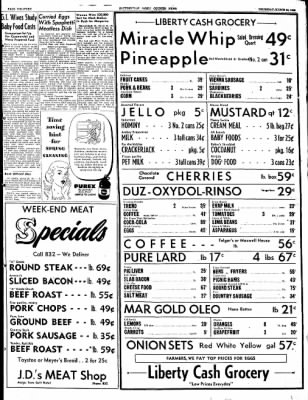 The Courier News from Blytheville, Arkansas on March 24, 1949 · Page 14