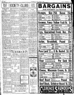 The Courier News from Blytheville, Arkansas on November 21, 1930 · Page 2