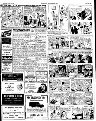 The Courier News from Blytheville, Arkansas on June 25, 1949 · Page 7