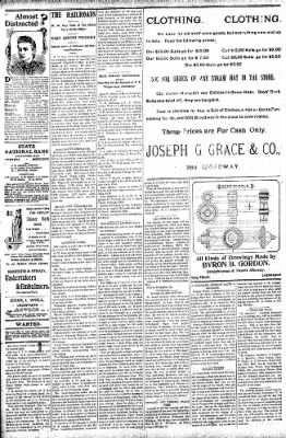 Logansport Pharos-Tribune from Logansport, Indiana on September 23, 1896 · Page 3