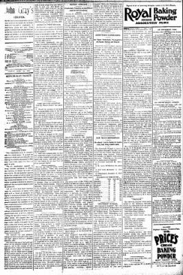 Logansport Pharos-Tribune from Logansport, Indiana on September 25, 1896 · Page 4