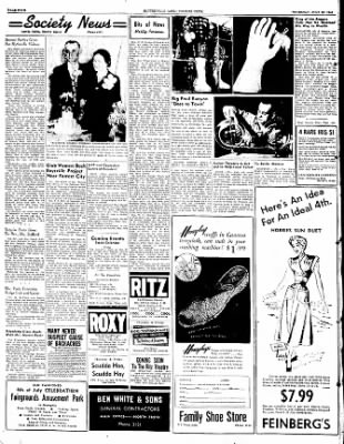 The Courier News from Blytheville, Arkansas on June 30, 1949 · Page 4
