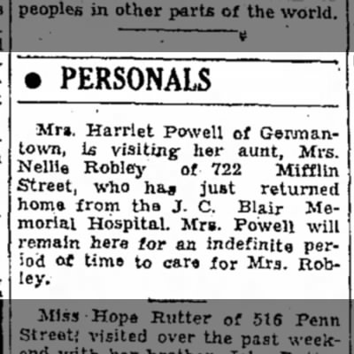 Nellie Robley--8 July 1953-TDN-page 13