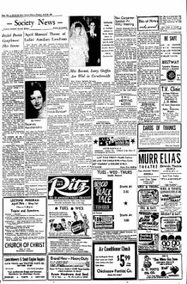 The Courier News from Blytheville, Arkansas on April 26, 1966 · Page 2