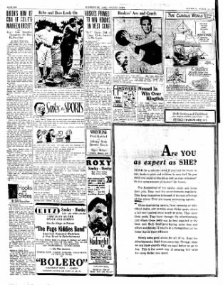 The Courier News from Blytheville, Arkansas on March 10, 1934 · Page 6