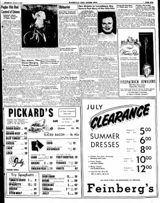 The Courier News from Blytheville, Arkansas on July 7, 1949 · Page 5