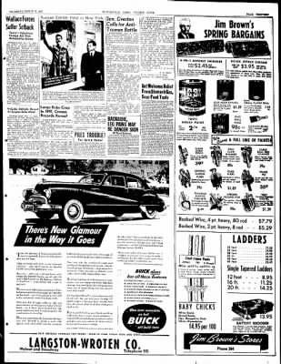 The Courier News from Blytheville, Arkansas on March 11, 1948 · Page 13