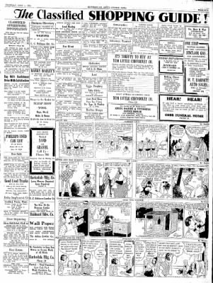 The Courier News from Blytheville, Arkansas on June 4, 1936 · Page 7
