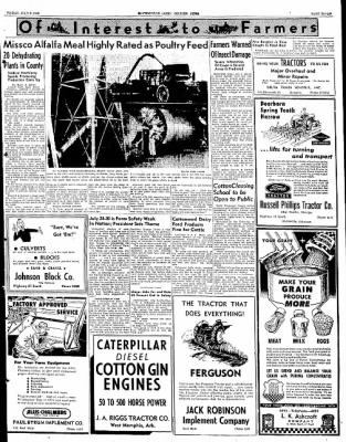 The Courier News from Blytheville, Arkansas on July 8, 1949 · Page 7