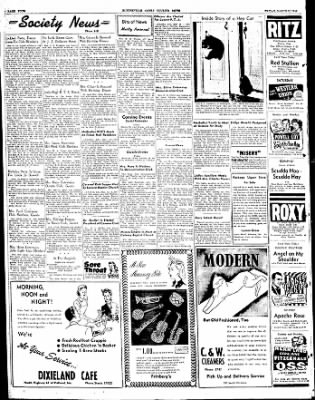 The Courier News from Blytheville, Arkansas on March 12, 1948 · Page 4