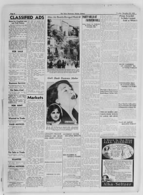 The Daily Clintonian from Clinton, Indiana on December 29, 1936 · Page 6