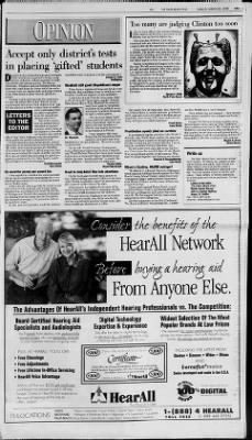 The Palm Beach Post from West Palm Beach, Florida on March 24, 1998 · Page 60