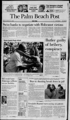 The Palm Beach Post from West Palm Beach, Florida on March 27, 1998 · Page 154