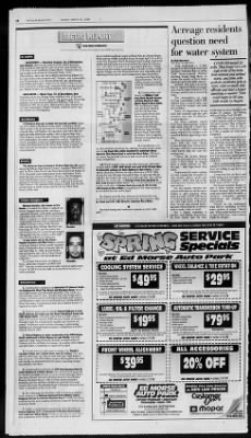 The Palm Beach Post from West Palm Beach, Florida on March 29, 1998 · Page 789