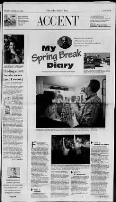 The Palm Beach Post from West Palm Beach, Florida on March 29, 1998 · Page 822