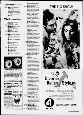 The Palm Beach Post from West Palm Beach, Florida on November 3, 1968 · Page 168