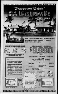 The Palm Beach Post from West Palm Beach, Florida on November 3, 1968 · Page 78