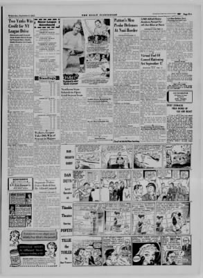 The Daily Clintonian from Clinton, Indiana on September 6, 1944 · Page 5