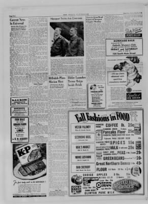 The Daily Clintonian from Clinton, Indiana on September 21, 1944 · Page 2