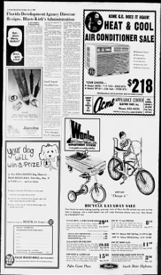 The Palm Beach Post from West Palm Beach, Florida on November 8, 1968 · Page 18