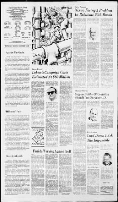 The Palm Beach Post from West Palm Beach, Florida on November 13, 1968 · Page 6