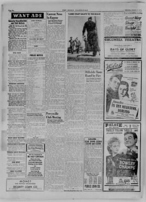 The Daily Clintonian from Clinton, Indiana on January 4, 1945 · Page 6