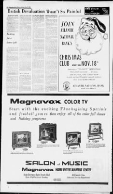 The Palm Beach Post from West Palm Beach, Florida on November 17, 1968 · Page 44