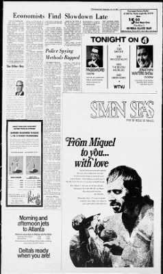 The Palm Beach Post from West Palm Beach, Florida on November 20, 1968 · Page 7