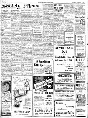 The Courier News from Blytheville, Arkansas on November 14, 1944 · Page 2