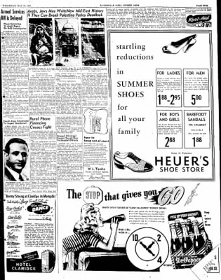 The Courier News from Blytheville, Arkansas on July 13, 1949 · Page 5