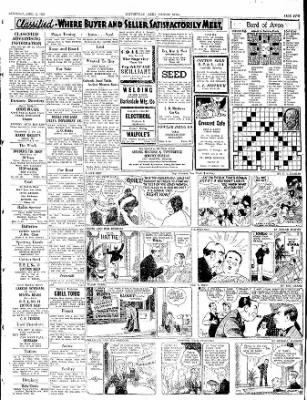 The Courier News from Blytheville, Arkansas on April 2, 1938 · Page 6